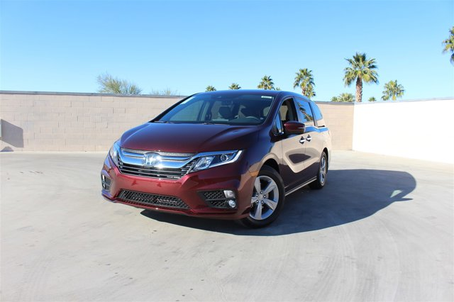 New 2020 Honda Odyssey in Mesa, AZ