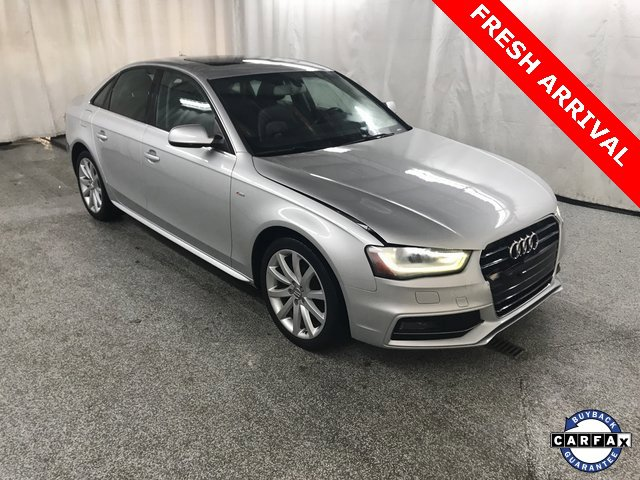 Used 2014 Audi A4 in Muskogee, OK