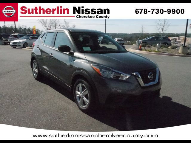 New 2020 Nissan Kicks in Holly Springs, GA