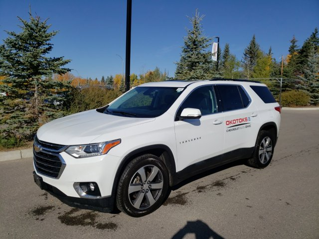 2019 CHEVROLET TRAVERSE LT AWD – LEATHER NAV SUNROOF AWD 4dr LT True North w/3LT 3.6 Liter DOHC [2]
