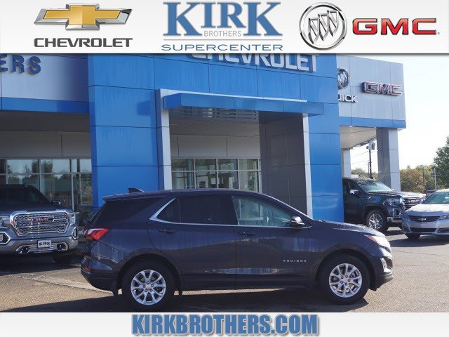 Used 2018 Chevrolet Equinox in Grenada, MS
