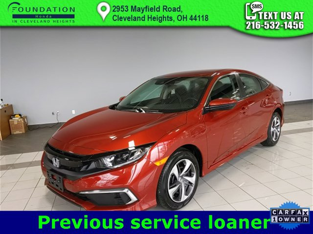 Used 2019 Honda Civic Sedan in Cleveland Heights, OH