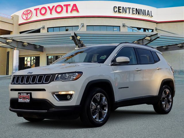 Used 2019 Jeep Compass in Las Vegas, NV