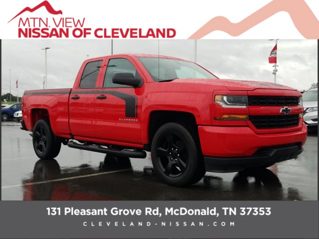 Used 2016 Chevrolet Silverado 1500 in McDonald, TN