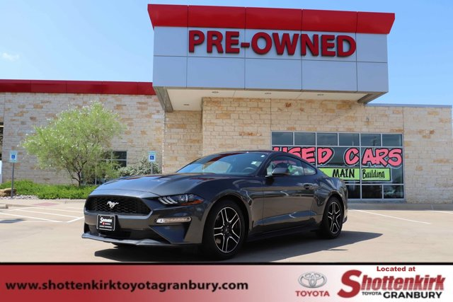 Used 2019 Ford Mustang in , TX