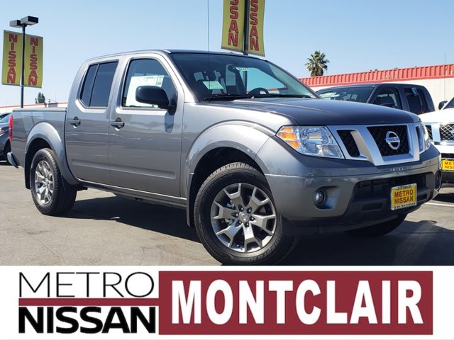 2020 Nissan Frontier SV Crew Cab 4x2 SV Auto Regular Unleaded V-6 3.8 L/231 [10]