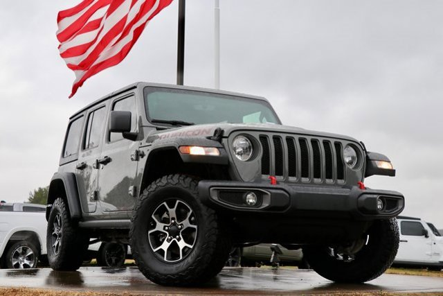 Used 2019 Jeep Wrangler Unlimited in , TX