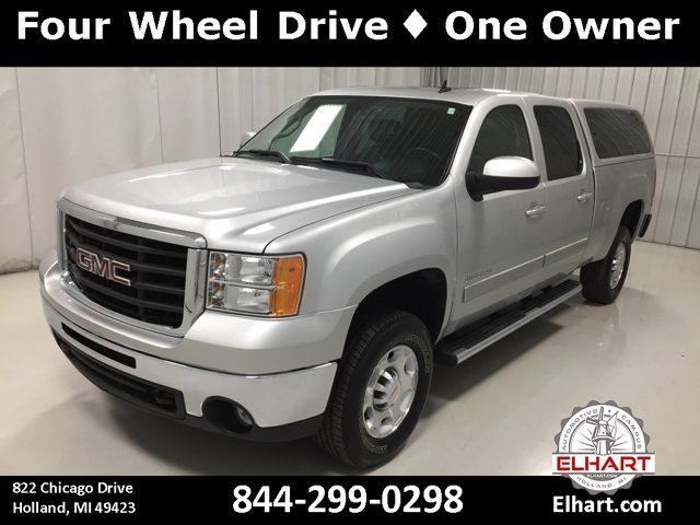 Used 2010 GMC Sierra 2500HD in Holland, MI
