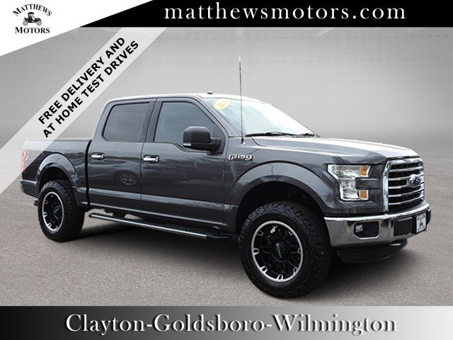 Used 2016 Ford F-150 in Wilmington, NC