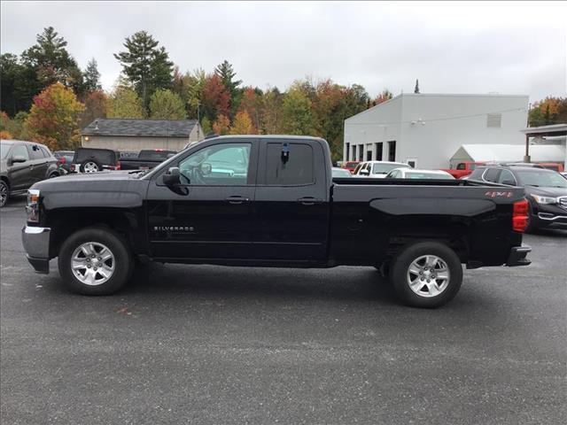 2019 Chevrolet Silverado 1500 LD LT Black