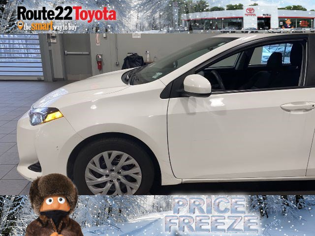 2018 Toyota Corolla LE LE CVT Regular Unleaded I-4 1.8 L/110 [1]