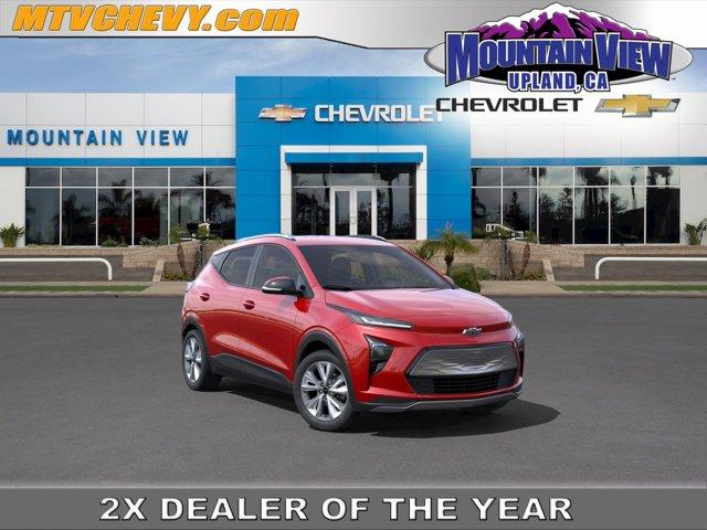 2022 Chevrolet Bolt EUV LT FWD 4dr LT Electric [6]
