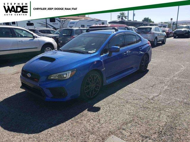 Used 2018 Subaru WRX Limited