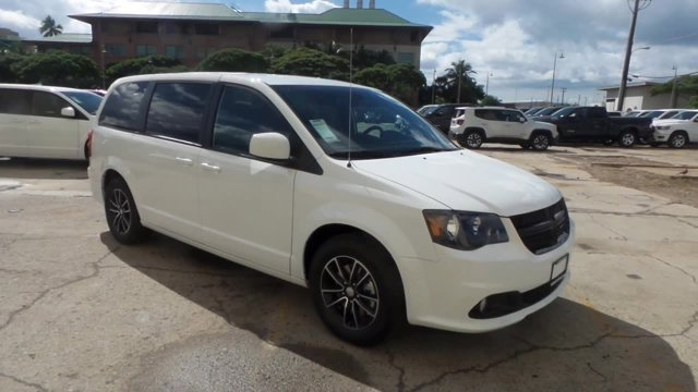 2019 Dodge Grand Caravan SE Plus Wagon