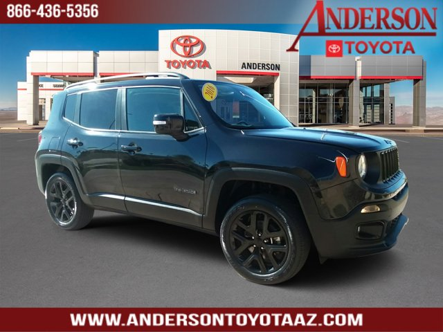 2016 Jeep Renegade 4WD 4dr Justice