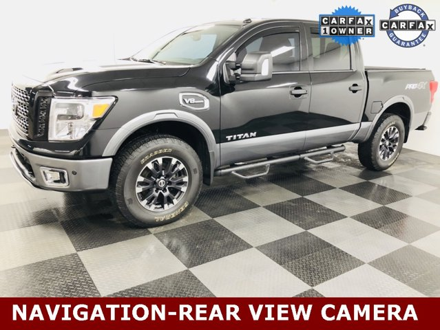 Used 2017 Nissan Titan in Cleveland, OH