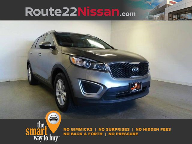 2017 Kia Sorento LX LX AWD Regular Unleaded I-4 2.4 L/144 [11]