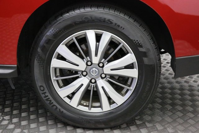 2018 Nissan Pathfinder for sale 120515 36