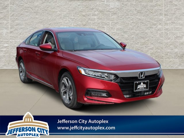 New 2020 Honda Accord Sedan in Jefferson City, MO
