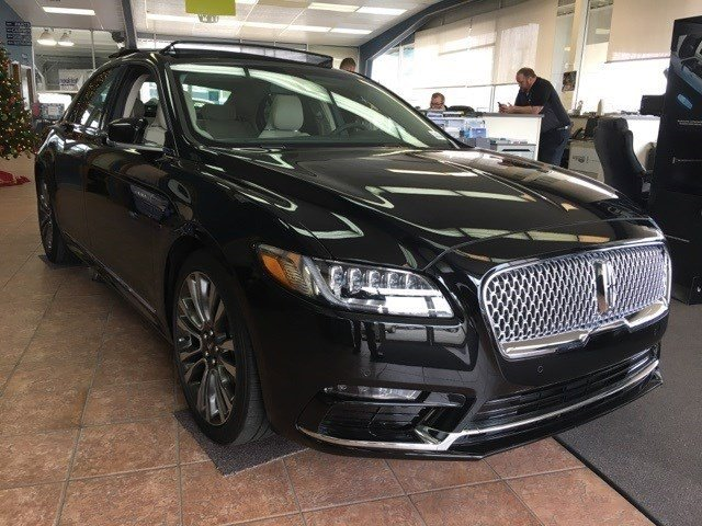 New 2017 Lincoln Continental in Savannah, GA