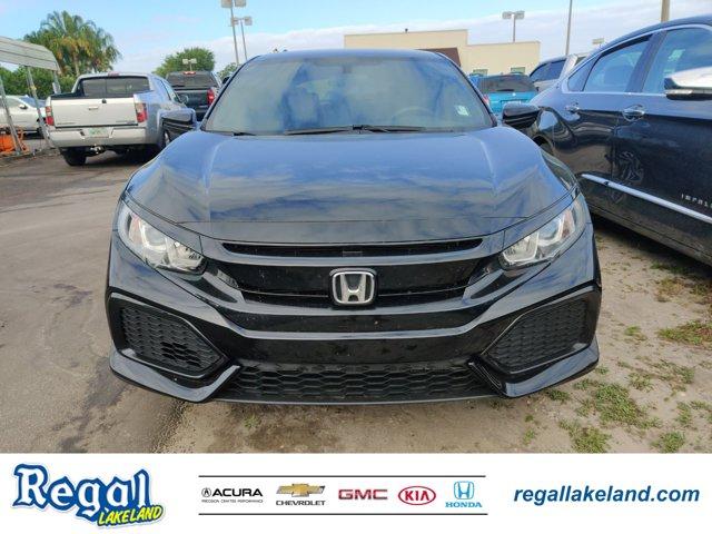 Used 2018 Honda Civic Hatchback in Lakeland, FL