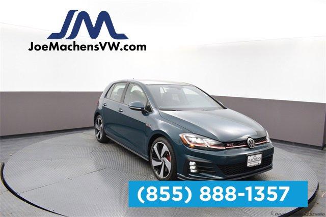 New 2019 Volkswagen Golf GTI in Columbia, MO