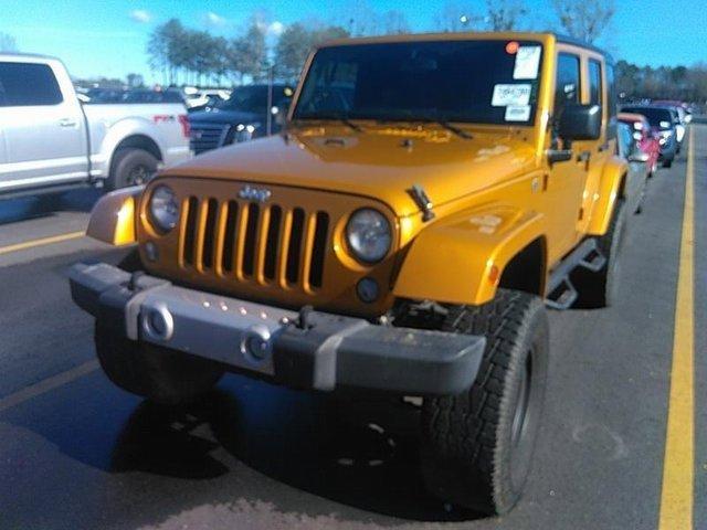 Used 2014 Jeep Wrangler Unlimited in Kansas City, KS