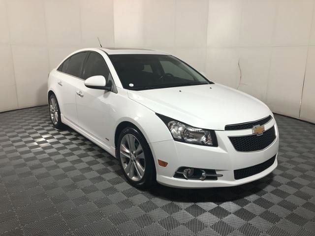 Used 2014 Chevrolet Cruze in Greenwood, IN