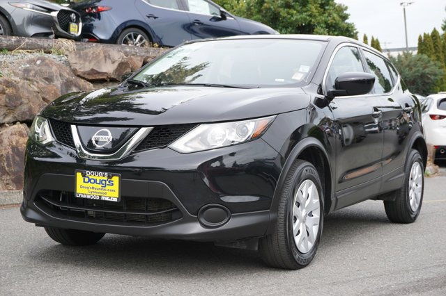 Used 2018 Nissan Rogue Sport in Lynnwood Seattle Kirkland Everett, WA