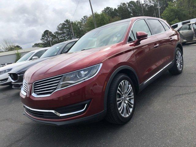 Used 2018 Lincoln MKX in Dothan & Enterprise, AL