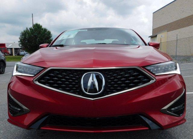 New 2019 Acura ILX Sedan w-Premium-A-Spec Pkg