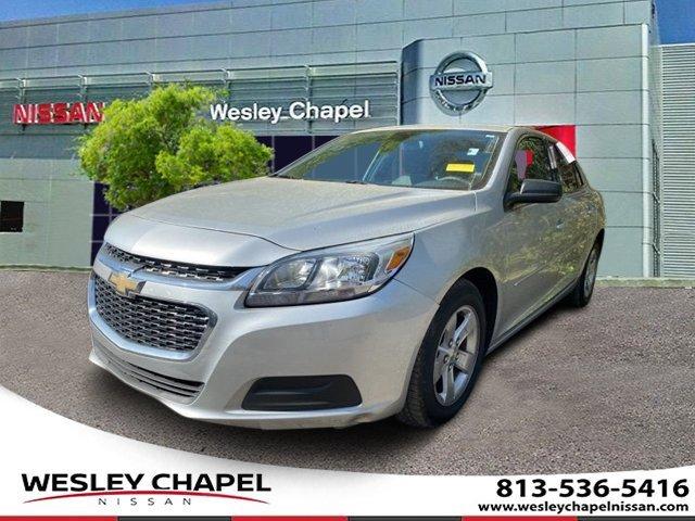 Used 2015 Chevrolet Malibu in Wesley Chapel, FL