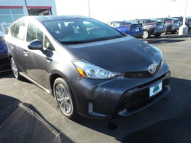 New 2017 Toyota Prius V in Yuba City, CA