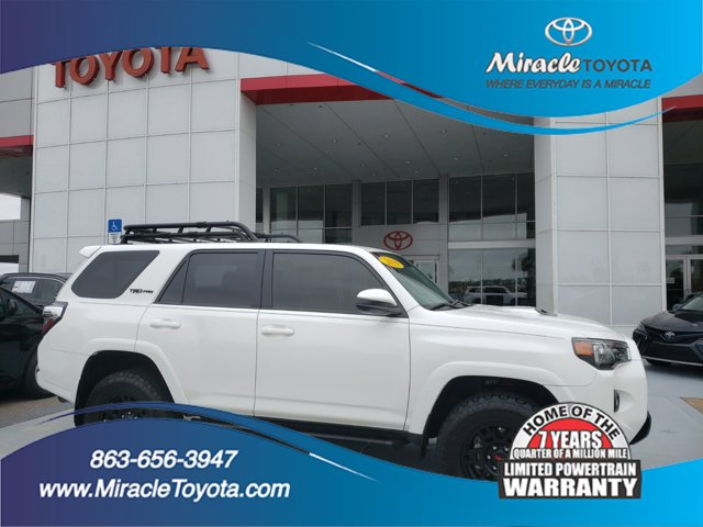 Used 2019 Toyota 4Runner in Haines City, FL