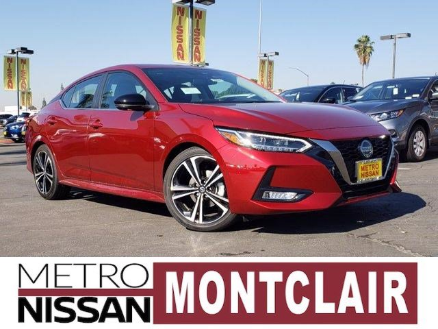 2020 Nissan Sentra SR SR CVT Regular Unleaded I-4 2.0 L/122 [19]