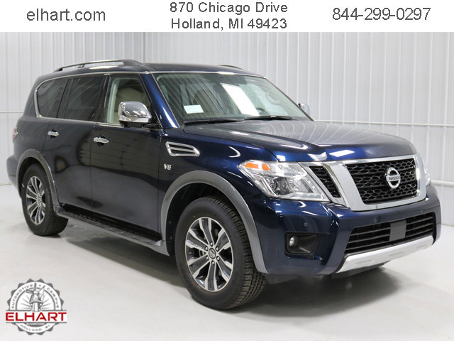 New 2018 Nissan Armada in Holland, MI