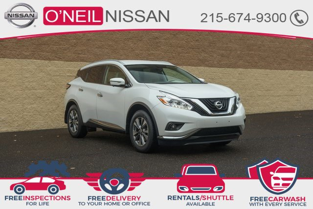 2017 Nissan Murano SL 2017.5 AWD SL Regular Unleaded V-6 3.5 L/213 [3]
