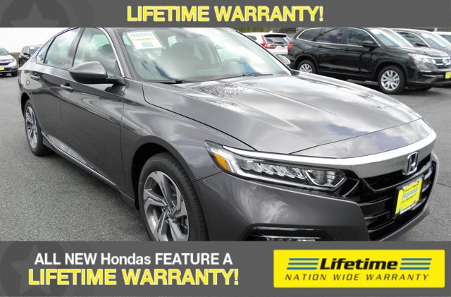 New 2019 Honda Accord Sedan in Coeur d'Alene, ID