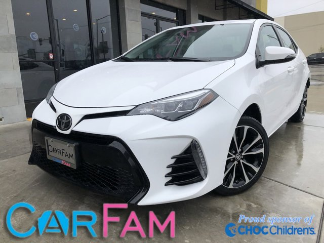 Used 2017 Toyota Corolla in Rialto, CA