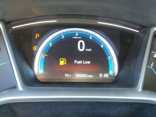 New 2017 Honda Civic Sedan EX-L CVT w-Navigation