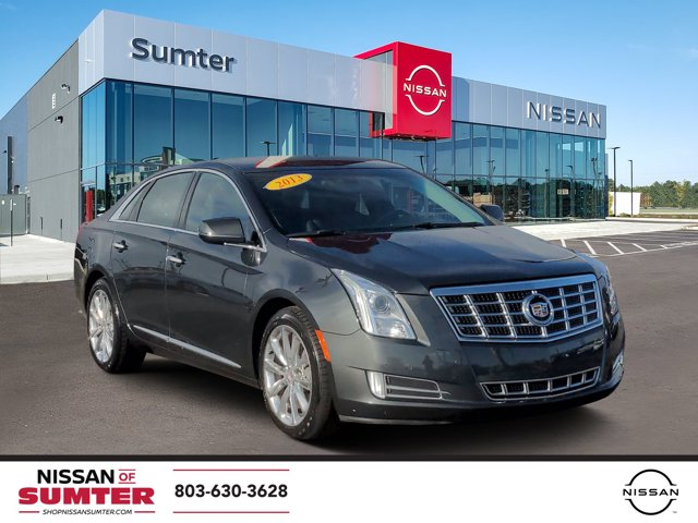 2013 Cadillac XTS Luxury 4dr Sdn Luxury FWD Gas V6 3.6L/215 [14]