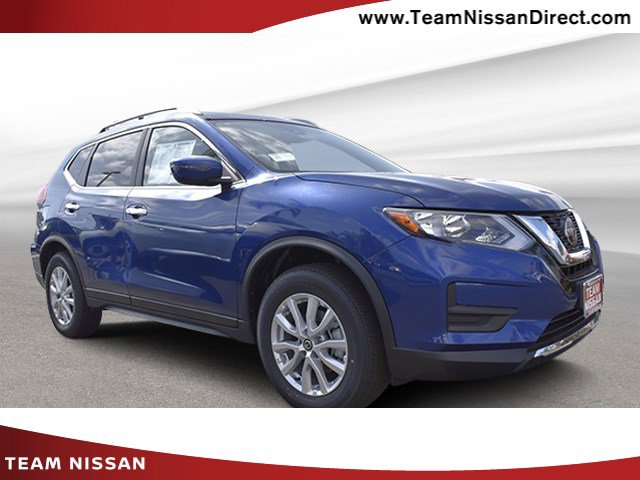 2020 Nissan Rogue SV FWD SV Regular Unleaded I-4 2.5 L/152 [7]