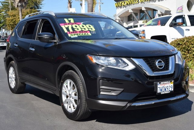 Used 2017 Nissan Rogue in Watsonville, CA