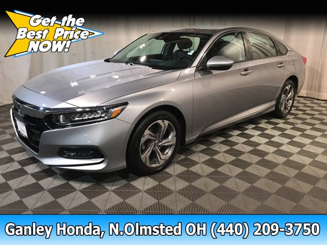 Used 2018 Honda Accord Sedan in North Olmsted, OH