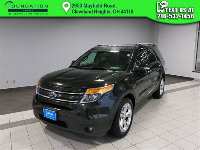 Used 2015 Ford Explorer in Cleveland Heights, OH
