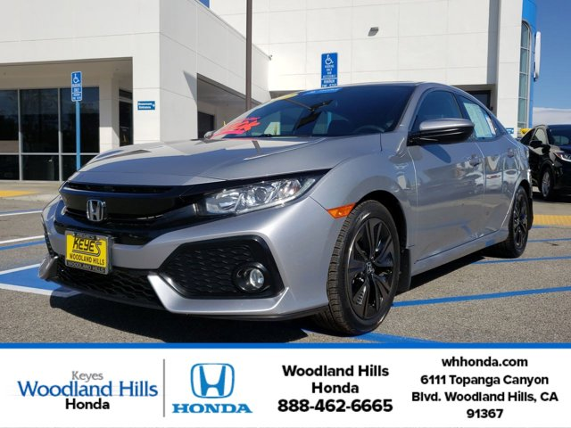 Used 2017 Honda Civic Hatchback in , CA