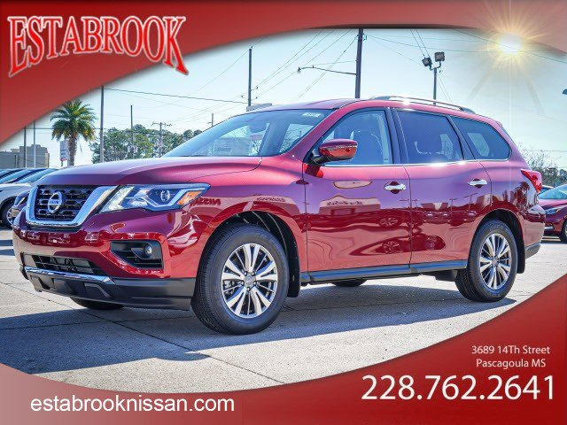 New 2020 Nissan Pathfinder in Pascagoula, MS