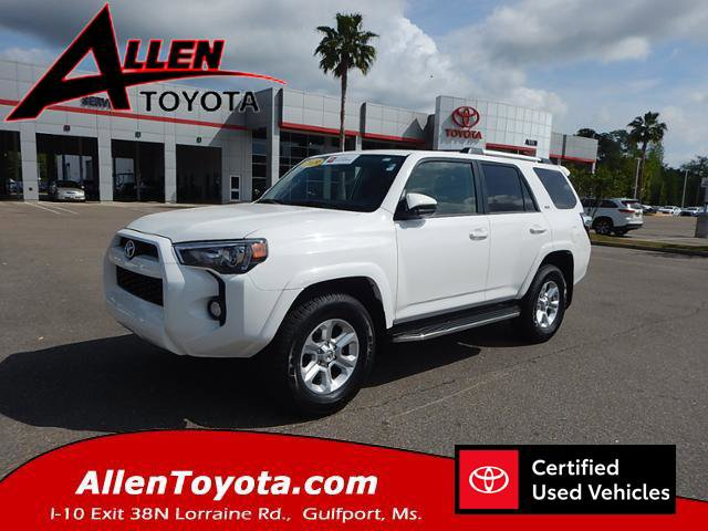 Used 2019 Toyota 4Runner in Gulfport, MS