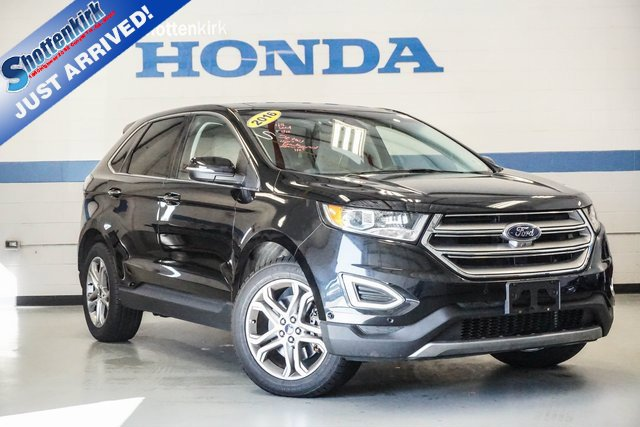 Used 2016 Ford Edge in Cartersville, GA