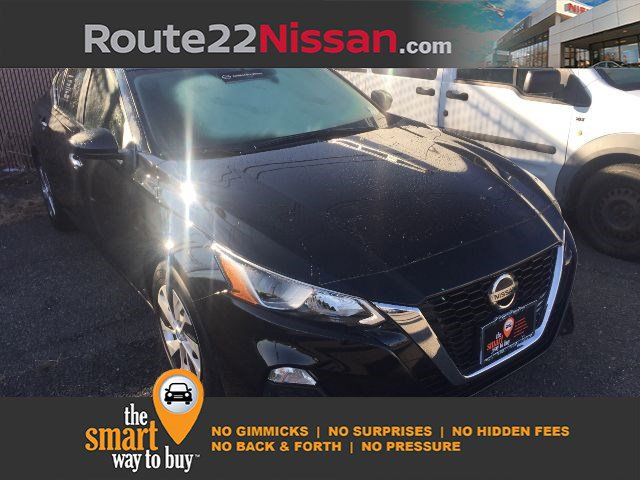 2020 Nissan Altima 2.5 S 2.5 S Sedan Regular Unleaded I-4 2.5 L/152 [3]